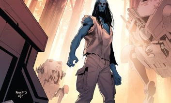 Marvel Star Wars Comics Review: Thrawn #1