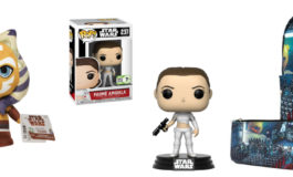 Funko Reveals Star Wars Exclusives for Emerald City Comic Con