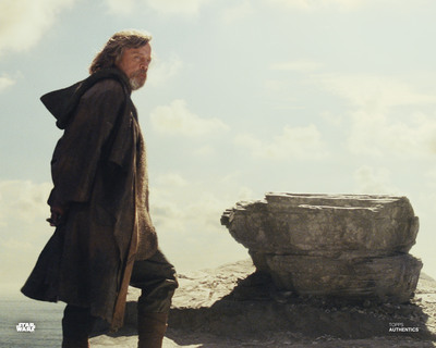 Large Selection of New 'The Last Jedi' Photos Now Available at Star Wars Authentics