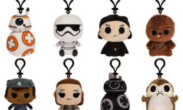 Funko Reveals 'Star Wars: The Last Jedi' Mystery Mini Keychain Plushies
