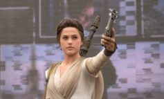 Meet Rey from 'The Force Awakens' and 'The Last Jedi' at Disneyland Starting this May
