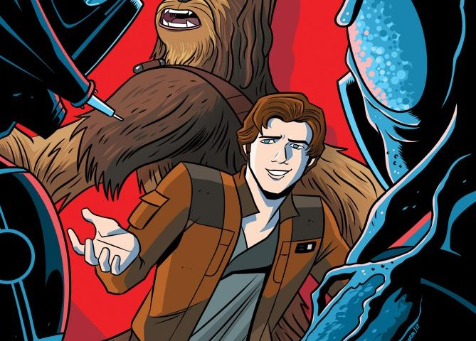 'Solo: A Star Wars Story' Publishing Updates: Street Dates, Prices, and Official Synopses