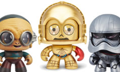 Toy Fair 2018: Maz Kanata, Captain Phasma, and C-3PO Join Star Wars Mighty Muggs Line
