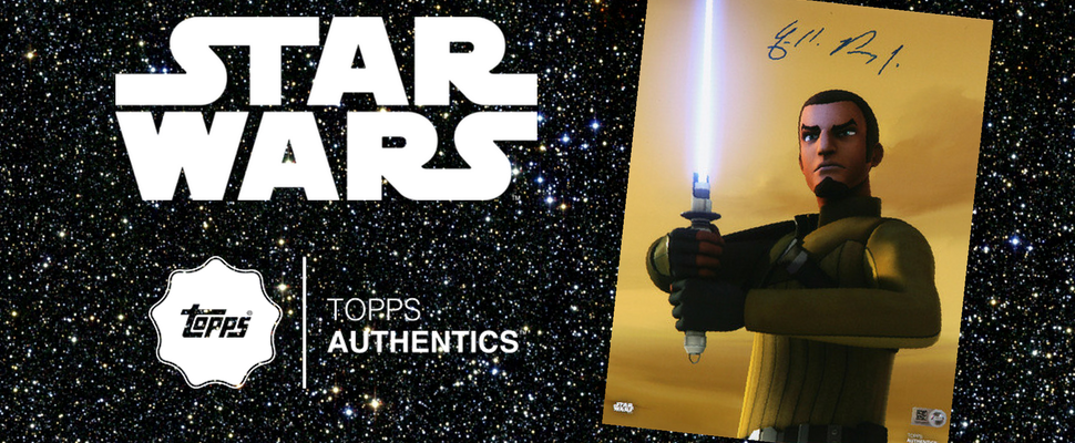 Enter to Win a Freddie Prinze, Jr. Autograph from Star Wars Authentics