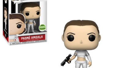 Funko's Convention Exclusive AOTC Padme Pop! Now Available at Gamestop