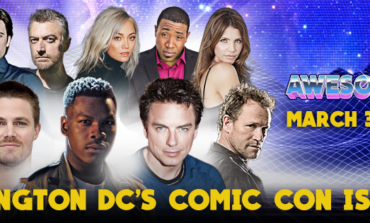 Awesome Con Comes to Washington DC Friday, March 30 - Sunday, April 1