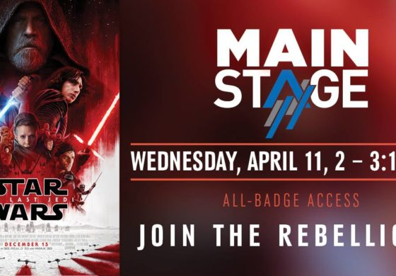 """NAB Show to Feature Visual Effects Leaders from """"Star Wars: The Last Jedi"""""""