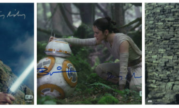 Daisy Ridley Signed Photos Now Available from Star Wars Authentics