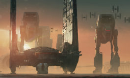 'Star Wars: The Last Jedi' Bonus Concept Art Featuring Luke Skywalker, Yoda, and Kylo Ren