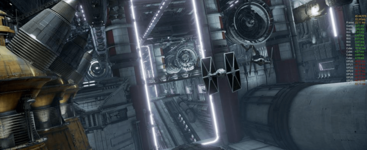 On-Ride Image of Star Wars Galaxy's Edge Millennium Falcon Attraction Revealed