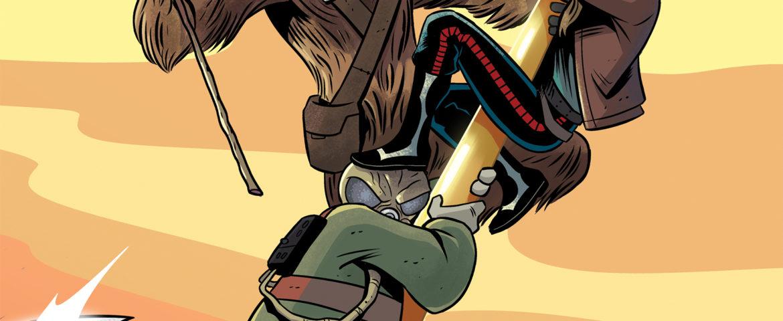 IDW Star Wars Comics Coming in June: Han, Chewie and Lando