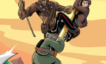 IDW Star Wars Comics Coming in June: Han, Chewie and Lando