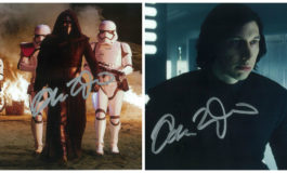 Adam Driver Autographs Now Available from Star Wars Authentics