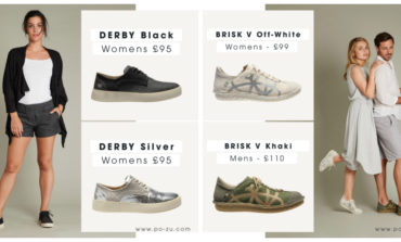 Get Ready for Spring with Fresh New Styles from Po-Zu Footwear