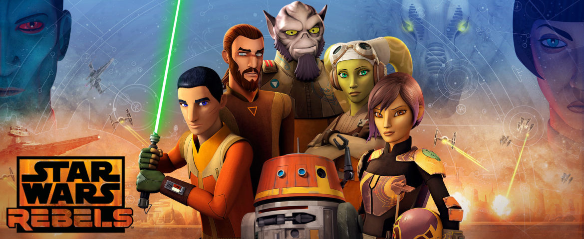 "Star Wars Rebels: Rebels Recon for ""A Fool's Hope"" and ""Family Reunion – and Farewell"""