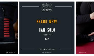 Po-Zu Footwear Introduces the Han Solo Sneaker!