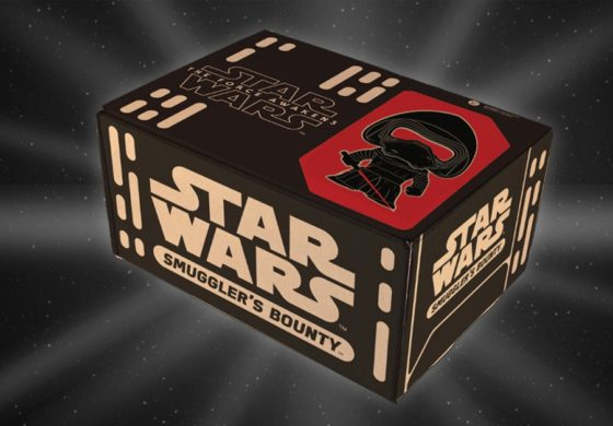 Star Wars Smuggler's Bounty Collectible Boxes Now Available at Funko Shop