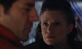 Watch Oscar Isaac Get Slapped Repeatedly by Carrie Fisher in 'The Last Jedi' Gag Reel
