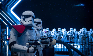 Star Wars: Rise of the Resistance Invites Guests into an Immersive Adventure of Galactic Proportions