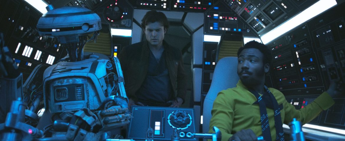 "'Solo: A Star Wars Story' — ""Crew"" TV Spot Features New Footage, Scenes, Dialogue [Potential Spoilers]"