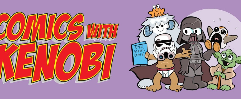 Comics With Kenobi #57