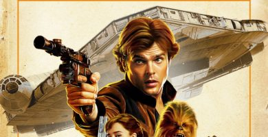 New Official Japanese 'Solo: A Star Wars Story' Theatrical Poster Revealed