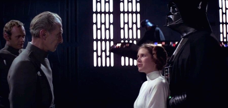 The Forces of Evil in Star Wars (Part II – The Original Trilogy and Rogue One)