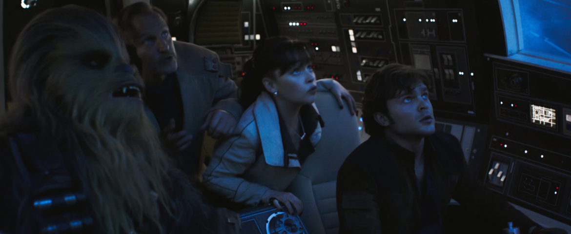 """New 'Solo: A Star Wars Story' TV Spot — """"Team"""""""