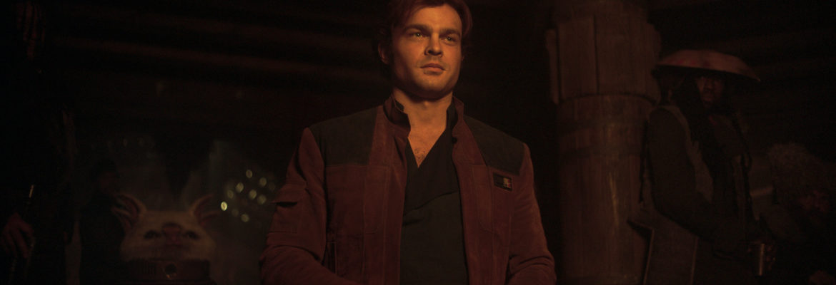 "New 'Solo: A Star Wars Story' TV Spot -- ""Risk"" [Potential Spoilers]"