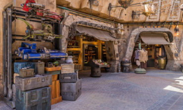 Star Wars: Galaxy's Edge – Hidden Gems and Attention to Detail Create Authenticity in an Epic New Land
