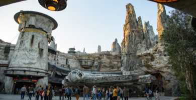 Star Wars: Galaxy's Edge Named One of Time Magazine's World's Greatest Places 2019