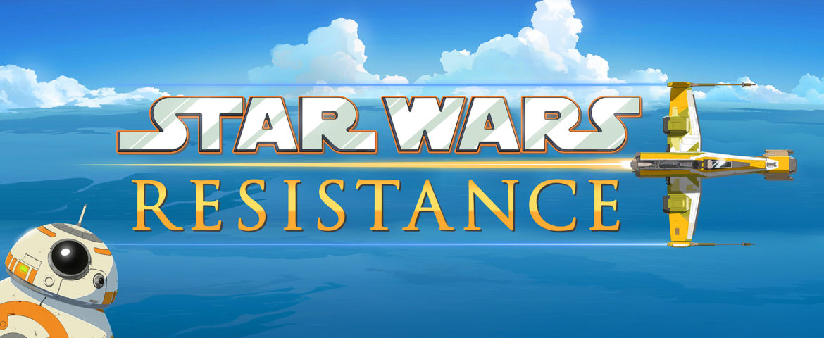'Star Wars Resistance' Being Produced at Polygon Pictures