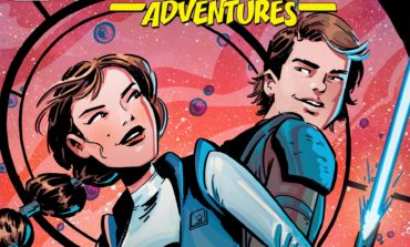 IDW Star Wars Comics Coming in July: Star Wars Adventures 12 and a Look at Star Wars: The Classic Newspaper Comics Vol. 3