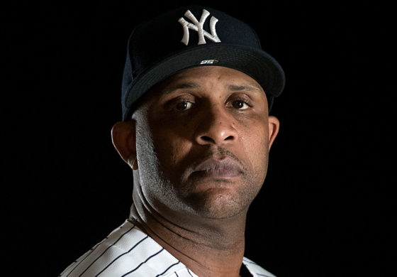 CWK's Dan Z Talks Star Wars with New York Yankees Pitcher CC Sabathia for the Official Site