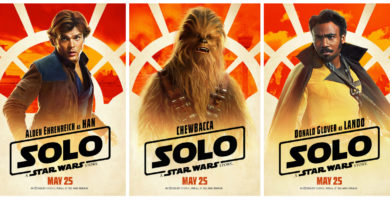 New 'Solo: A Star Wars Story' Character Posters Revealed by Buzzfeed