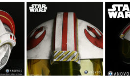 New Star Wars Luke Skywalker Rebel Pilot Helmet with Introductory Pricing from Anovos