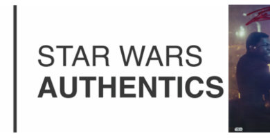Enter to Win a 'Star Wars: The Last Jedi' Photo Signed by John Boyega from Star Wars Authentics and CWK
