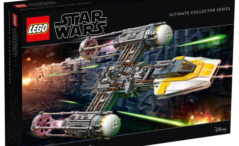 LEGO Star Wars UCS Y-Wing is Coming May 4 - Coffee With Kenobi