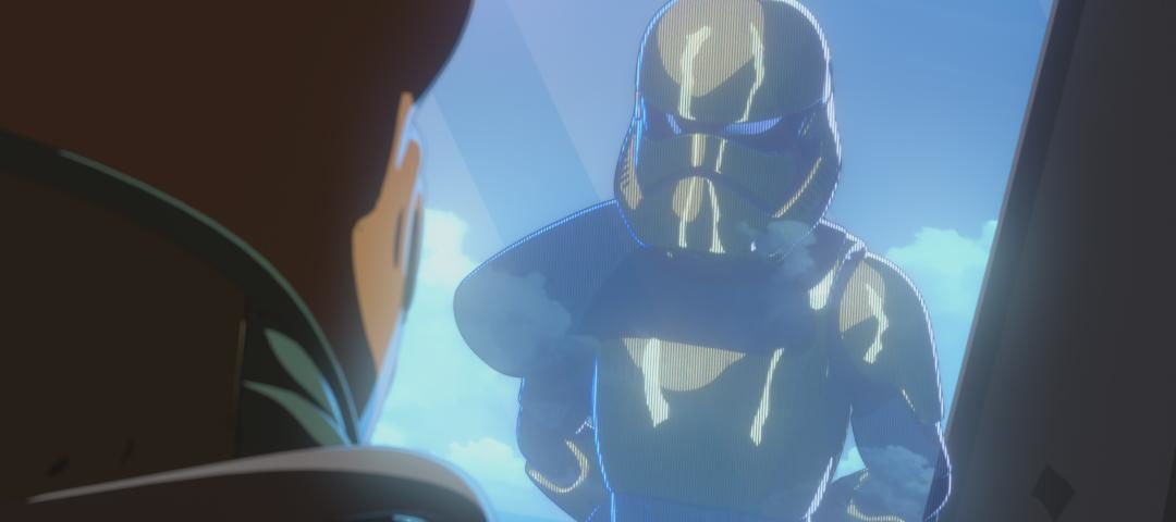 Kaz Investigates Some Suspicious Activity on the All-New Episode of Star Wars Resistance
