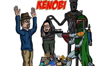 Comics With Kenobi #85 -- The James Gilarte Interview