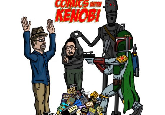 Comics With Kenobi #21