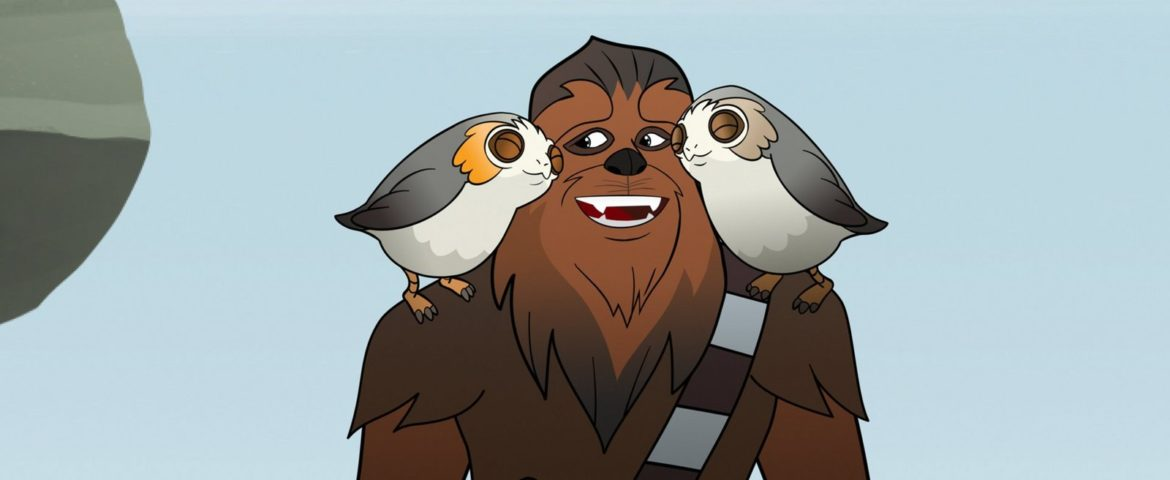 "New ""Star Wars Forces of Destiny"" Episodes Coming May 4th and 25th!"