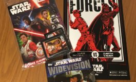 Giveaway Alert! Win a Star Wars Prize Pack from Coffee With Kenobi and Topps!