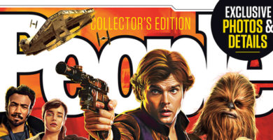 'People' Announces Special Edition -- Star Wars: The Secrets of Solo