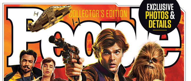 'People' Announces Special Edition — Star Wars: The Secrets of Solo