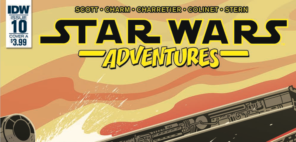 IDW Star Wars Comics Preview: Star Wars Adventures #10