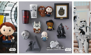 Hallmark Celebrates a Galaxy Far, Far Away on Star Wars Day
