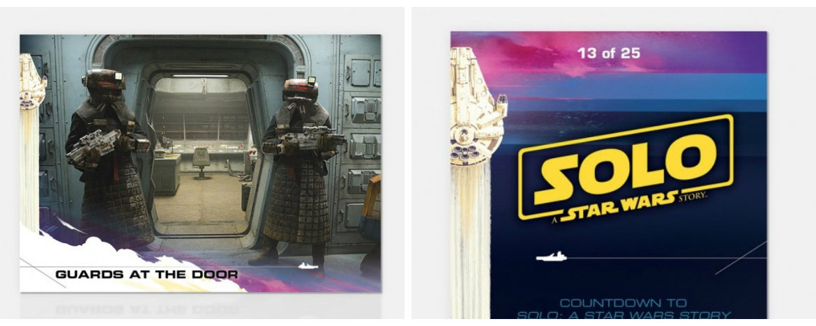 Topps Countdown to 'Solo: A Star Wars Story' Card 13 Now Available