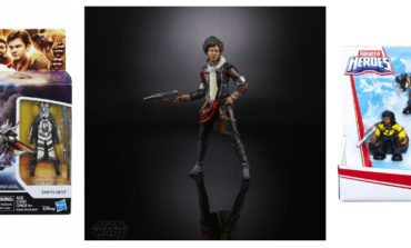 New HASBRO 'Solo: A Star Wars Story' Reveals, Including Black Series, Micro Force, and Galactic Heroes