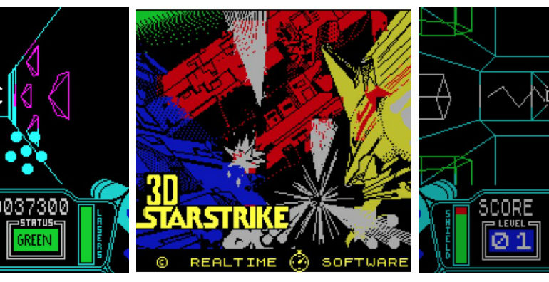 Remembering The Star Wars Arcade Clone, 3D Starstrike